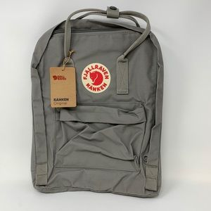 P11 Fjallraven Unisex Kanken Backpack -NWT